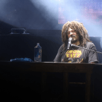 Counting Crows at Five Points reviewed by a mega fan who grew up on them
