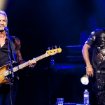 Sting and Shaggy make unlikely collaboration work at Wiltern