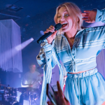 Astrid S showcases star qualities at Moroccan Lounge