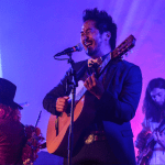 PHOTOS: Kishi Bashi at Masonic Lodge, plays Regent in October