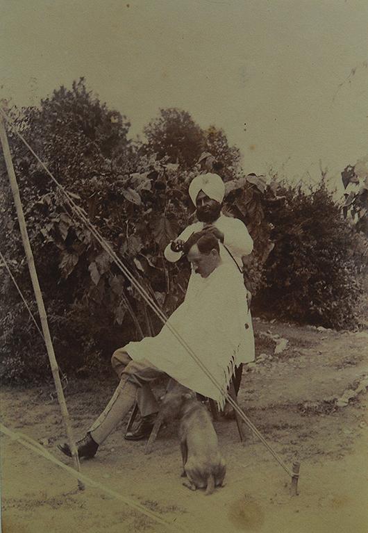 Antique Photo Life In India During British Rule