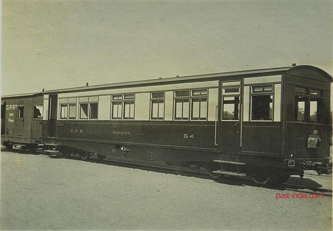 shakuntala Railway