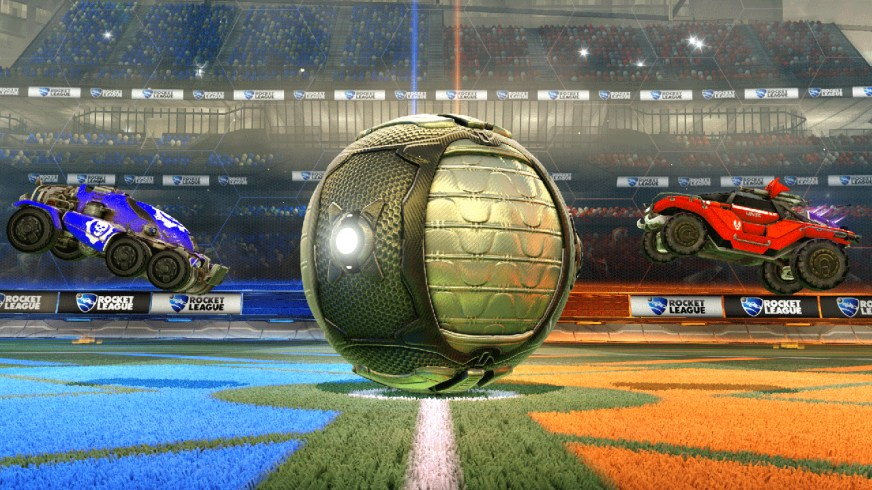 Rocket League coming to Xbox One in February | pastapadre.com
