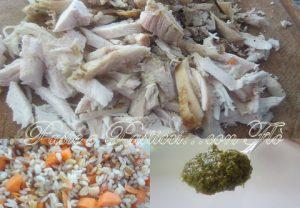 tabule con pollo arrosto e verdure croccanti-001