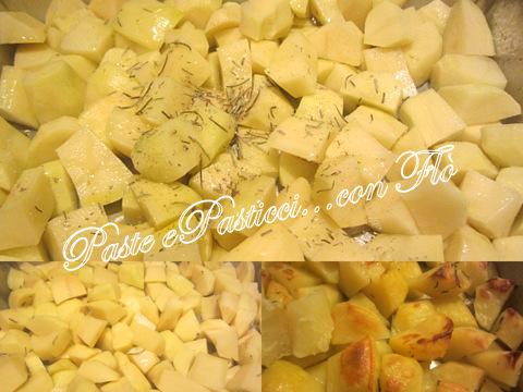 pollo al forno con patate-001