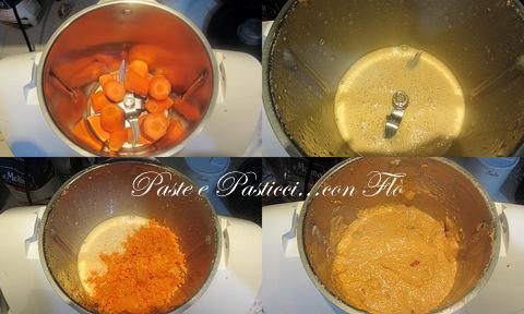 mattonella dolce alle carote