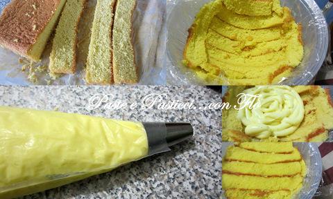 Torta mimosa al limone-002