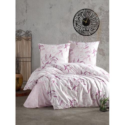 bettwaesche-240x220-cm-pink-weiss-100-baumwolle-renforce-3-teilig-bettbezug-set-rosa-gebluemt-mit-2-mal-kopfkissenbezuge-80x80-cm-reissverschluss-mayra-v2