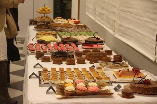 Mesa Dulce de pastelería Sucré