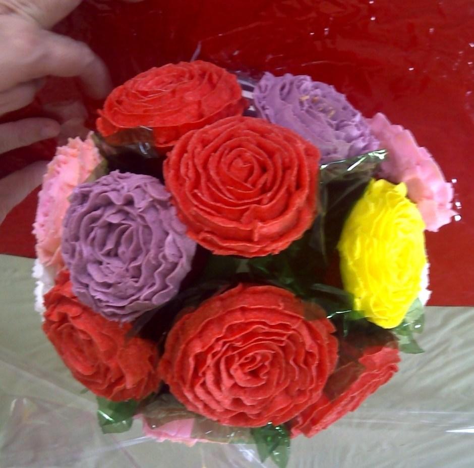 bouquet de flores para regalos del dia de la madre