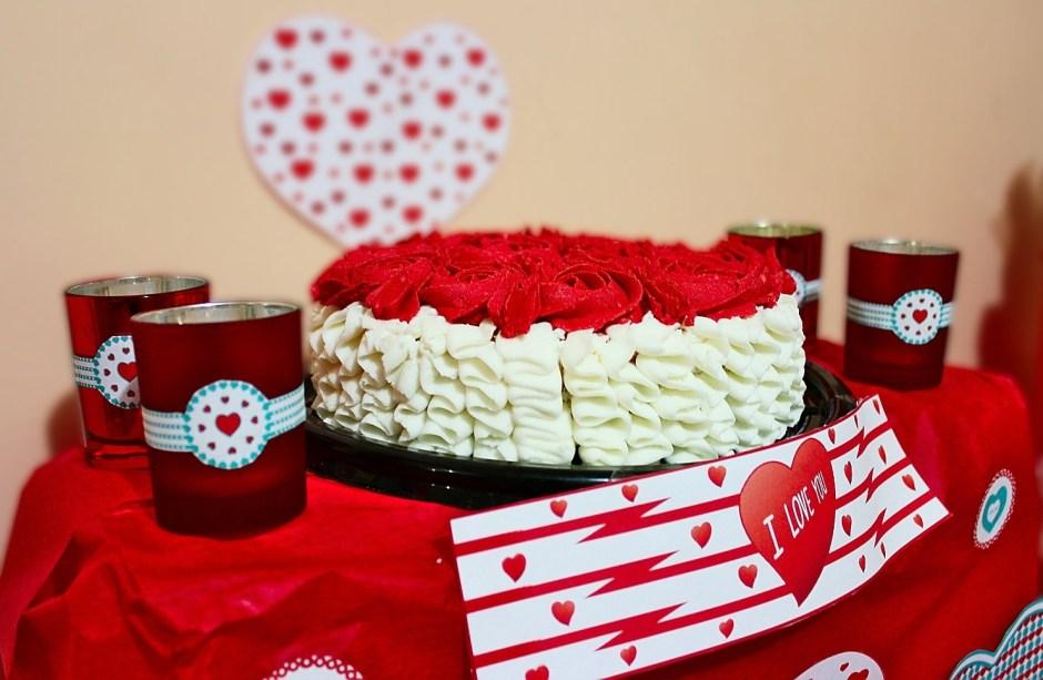 Festejando el 14 de febrero