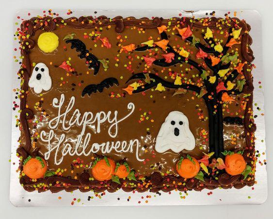 pasteles halloween de plancha