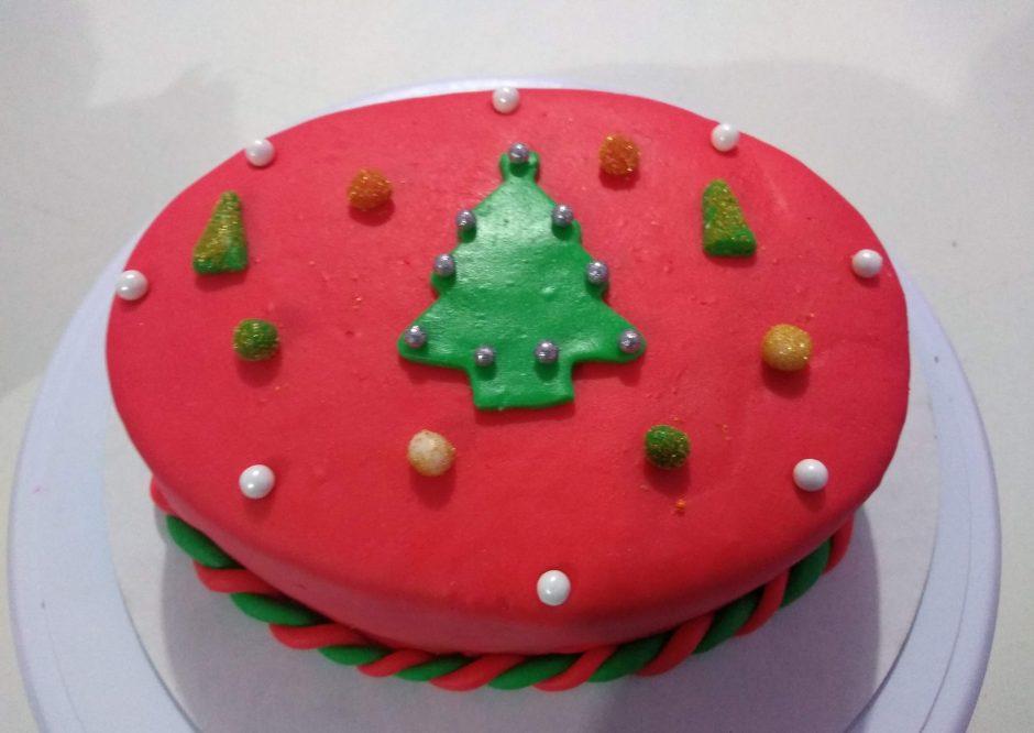 pasteles caseros de navidad