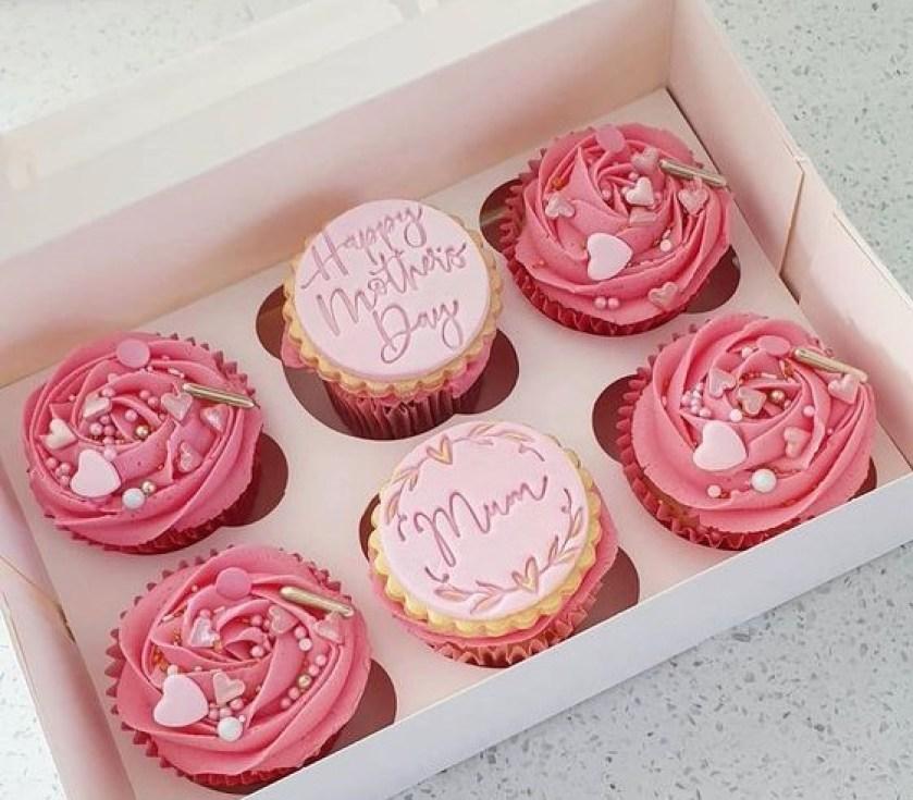 caja de regalo para las madres