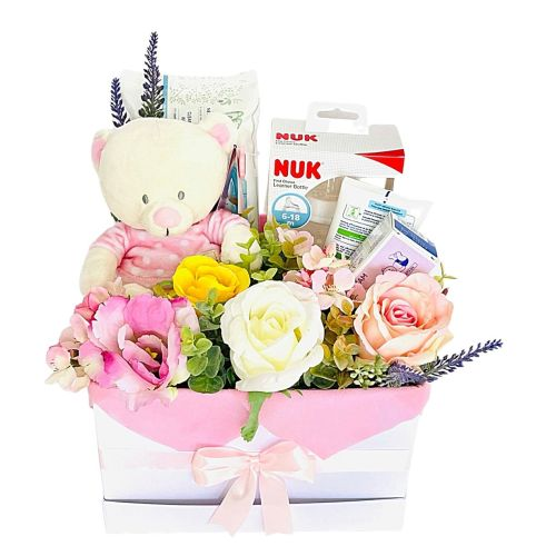 baby girl gift box_M84