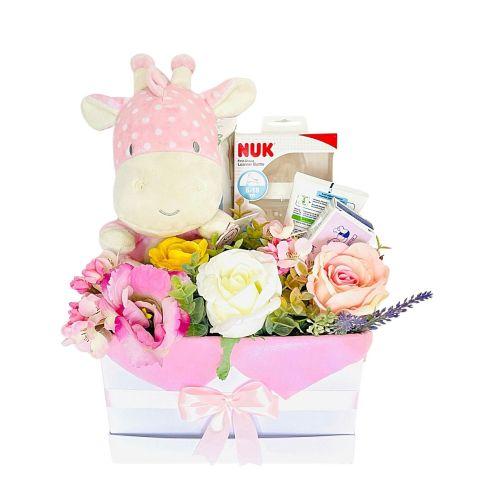 baby girl gift box_M8_giraffe