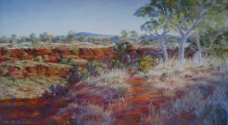 Betty McLean - At Karijini