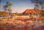 Betty McLean - Near Christmas Creek