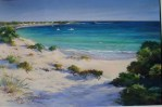 Betty McLean - Rottnest View