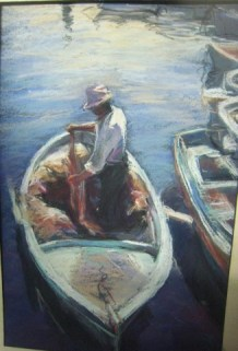 Helen Rodda - Greek Fisherman