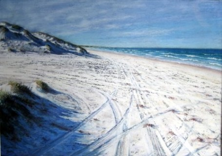 Rayma Reany - Lancelin Beach Tracks