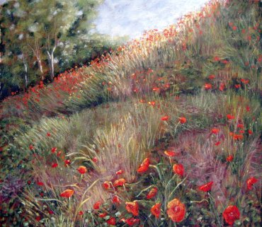 Rayma Reany - Poppy Fields