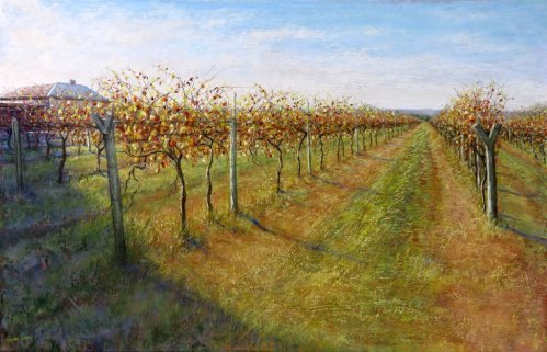 Rayma Reany - Autumn Vines, Swan Valley