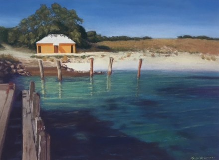 Trish Bonciani - Army Jetty