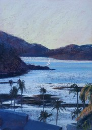 Winsome Myers - Sundown Over the Bay, Hamilton Island