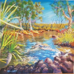 Rhonda Hickey - Gibb River Road
