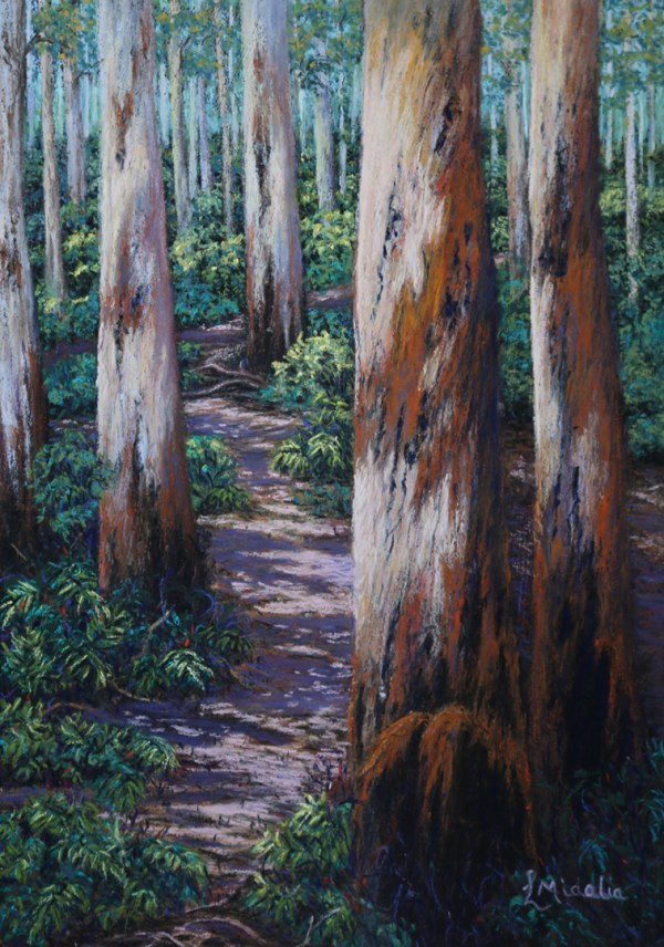 Lindy Midalia - Forest Walk