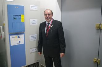 Monsieur Jean DALOGLOU, Responsable des Subventions Mondiales de la Fondation Rotary