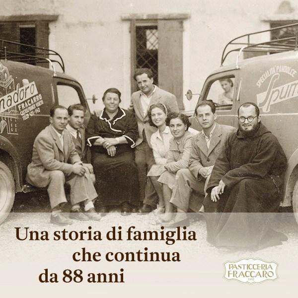 foto famiglia Fraccaro