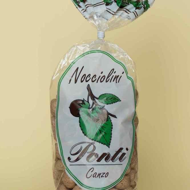 Nocciolini di Canzo Pasticceria Ponti Canzo Como 250 gr.