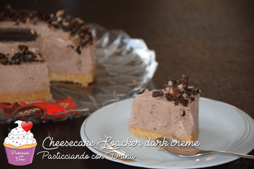 Cheesecake Loacker Dark Creme