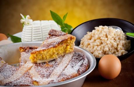 ricetta pastiera napoletana