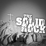 The Solid Rock Sermon Art