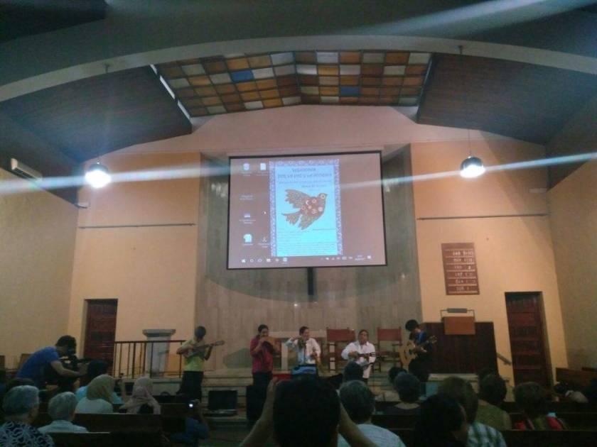 Encuentro Interreligioso Refugiados 2