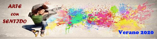 Arte con sentido verano 2020 slider