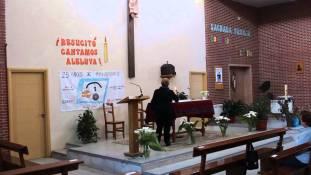 Javier Sánchez, capellán de Navalcarnero. Dignidad personal y comunitaria en la cáecel de Navalcarnero: el Crucificado presente en los presos.
