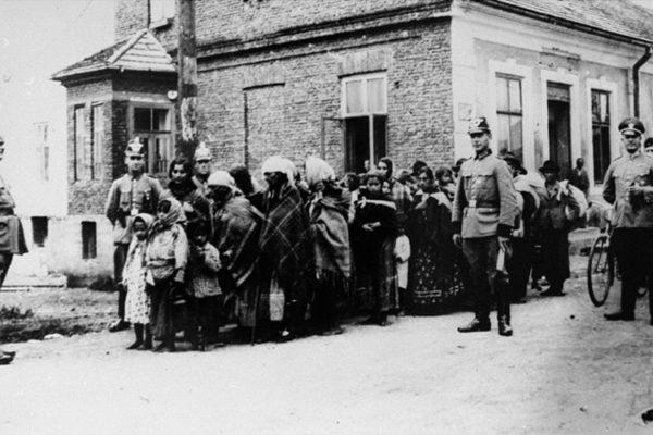 Samudaripen. Genocidio antigitano en Europa.
