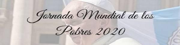 Jornada Mundial de los Pobres y Jornada Social Diocesana Madrid 2020 slider