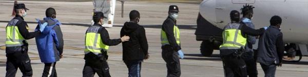 Expulsión arma contra estancia irregular de migrantes slider