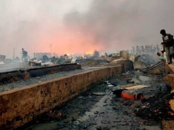 Incendio campo rohynhas. Comunicado Conferencia Episcopal Española.