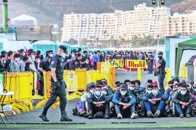 Migraciones Canarias Comunicado diócesis Nivariense