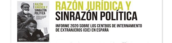 Informe CIE 2020. Servicio Jesuita Migrantes. slider