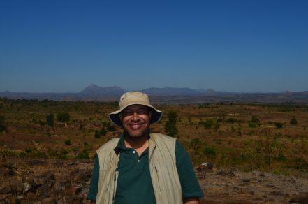 Dr Darryl Matthews In Malawi, Africa