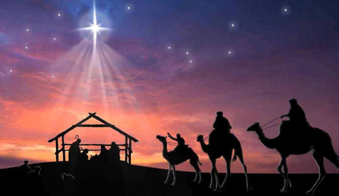 the greatest gift of all to the world was baby Jesus