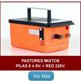 Pastor eléctrico Zagal Pilas y Red