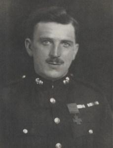 Norman Finch RMA VC